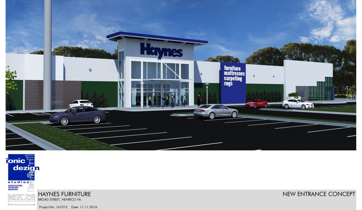 Haynes Furniture To Spend Millions Remodeling Its Two Richmond Area