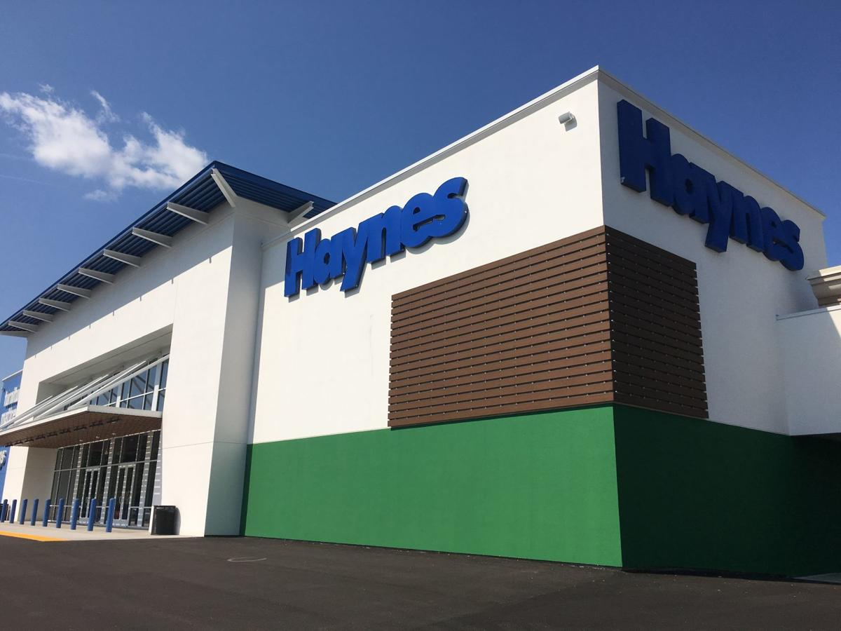 Haynes store