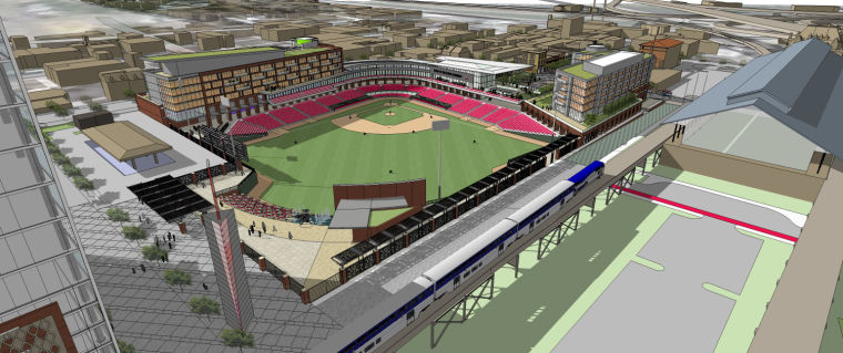 Stadium Naming Rights Sale Would Lower Squirrels Rent