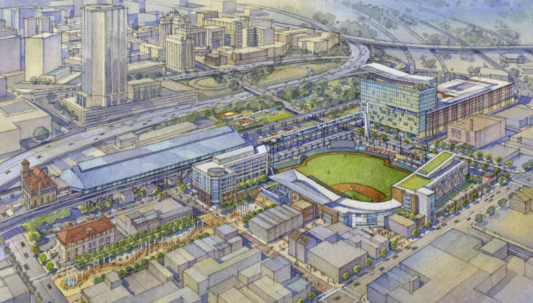 Shockoe ballpark plan