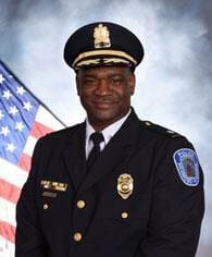 RPD Deputy Chief Eric English