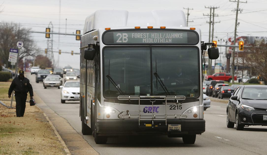 Vcu Study Shows Grtc Bus Service In Low Income Neighborhoods Still Lacking D Espite New Route To Short Pump Launch Of Pulse City Of Richmond