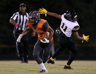 Highland Springs at Manchester high school football