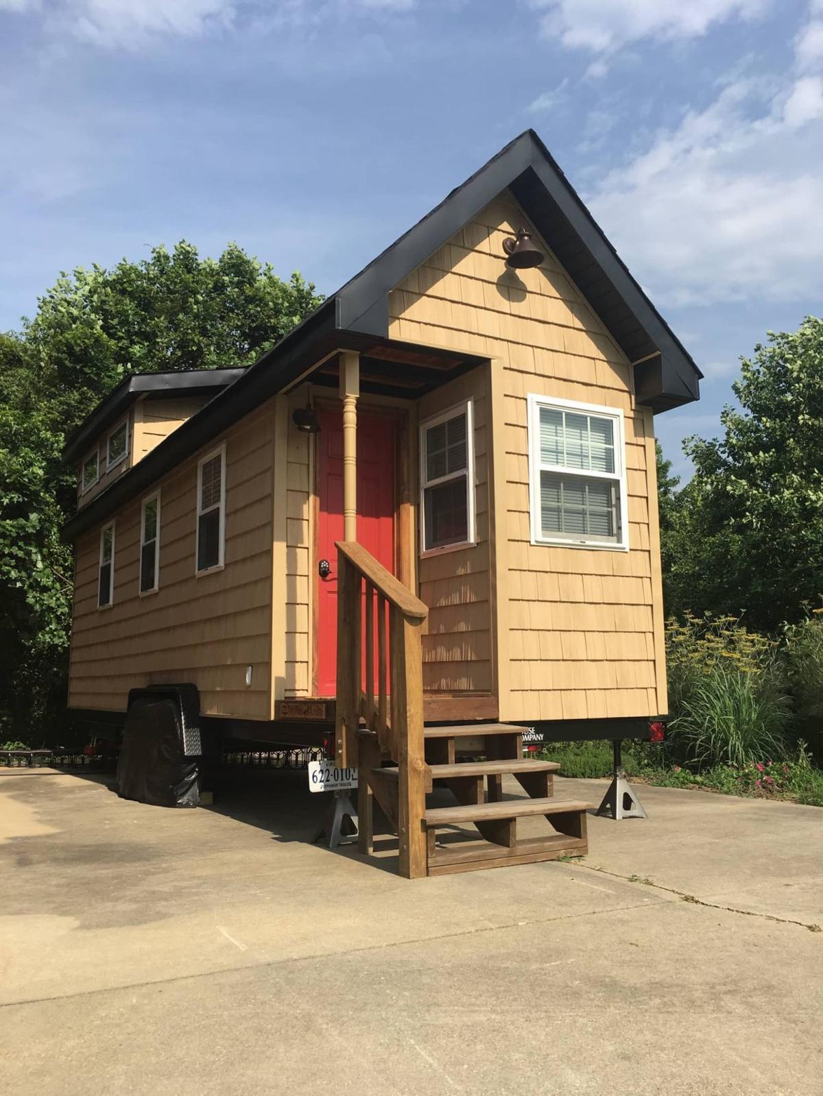 Amazing Hgtvs Tiny House Hunters Premiere To Feature Spotsylvania Home Interior And Landscaping Ologienasavecom