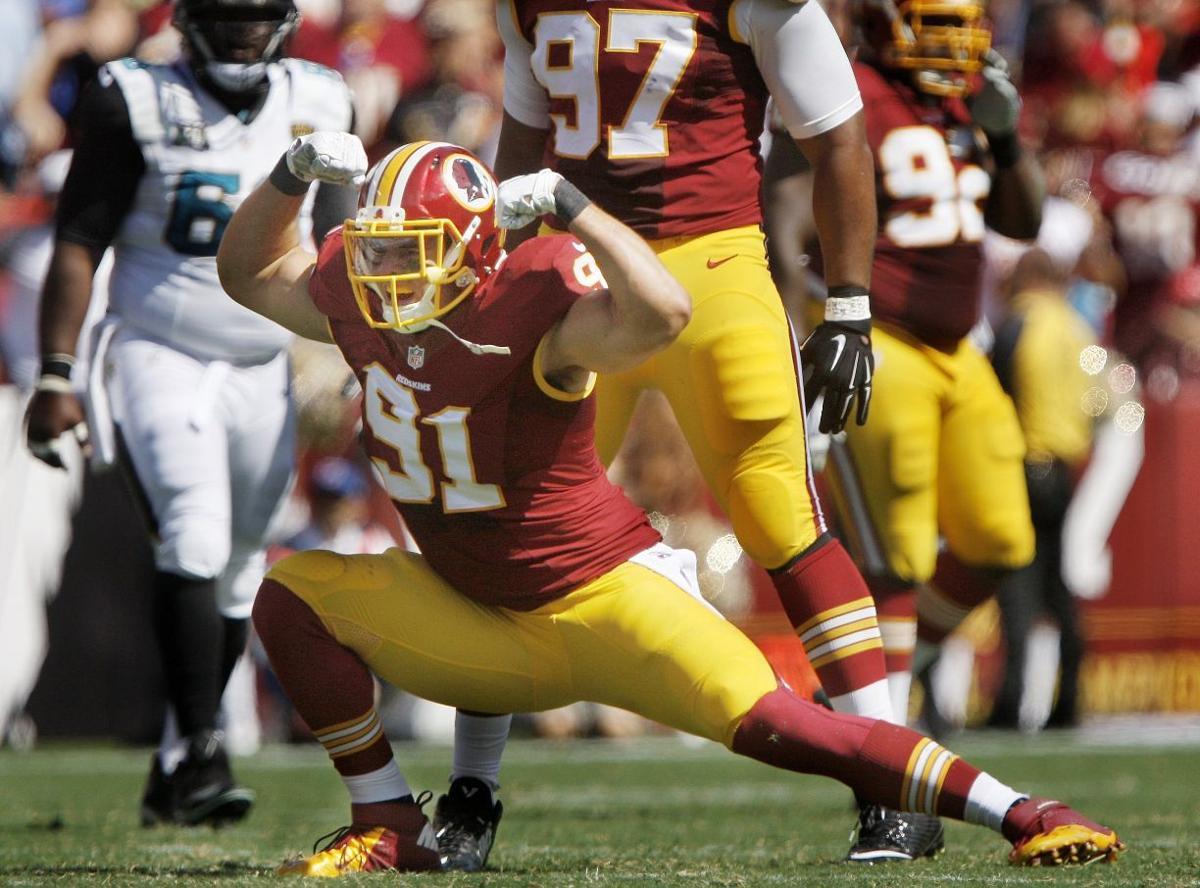 Redskins LB Ryan Kerrigan has knee surgery