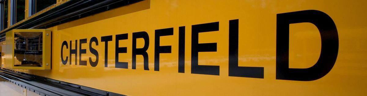 Chesterfield yellow school bus