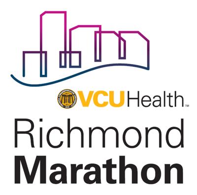 VCU Health Richmond Marathon logo