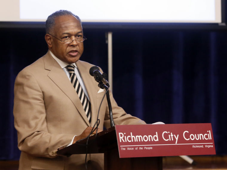 Mayor Dwight Jones