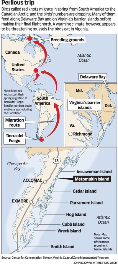 Perilous trip map