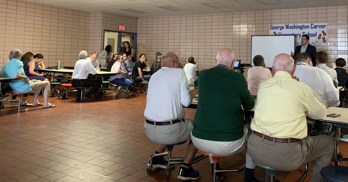 RPS rezoning community meeting