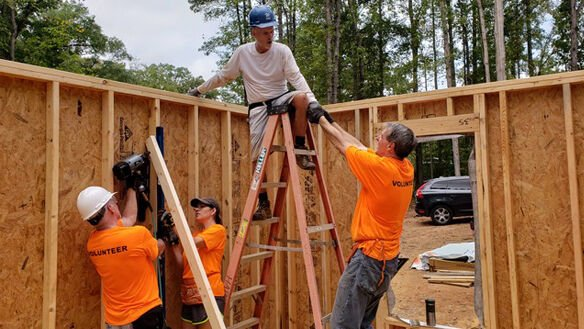 Habitat for Humanity-Powhatan celebrates two decades of service