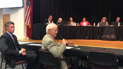 Broadband remains hot topic at joint Powhatan board meeting