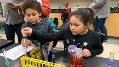 Powhatan County Public Schools' STEM Expo packs the house