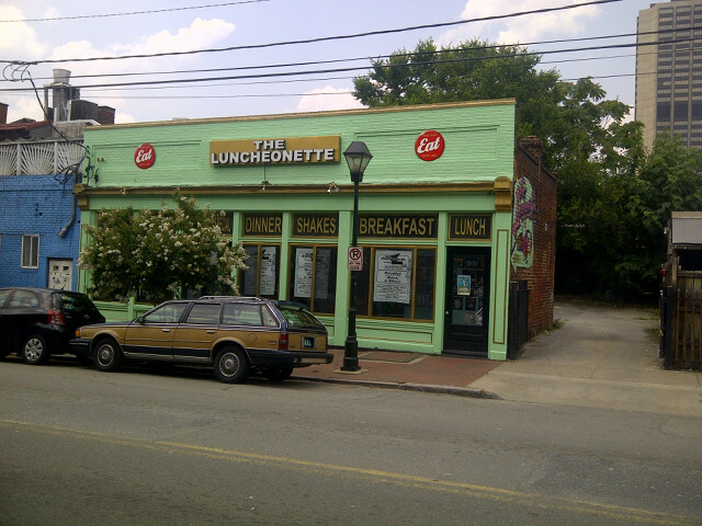 The Luncheonette
