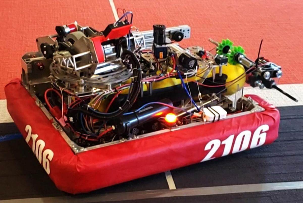 GHS Robotics 2