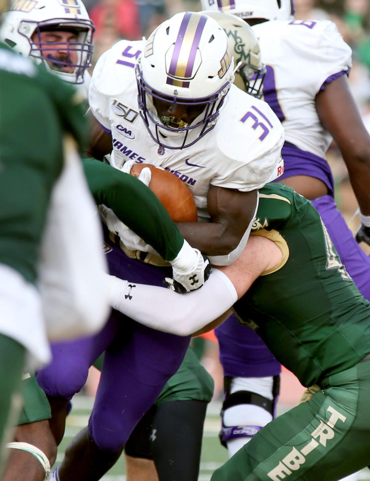 JMU at W&M football