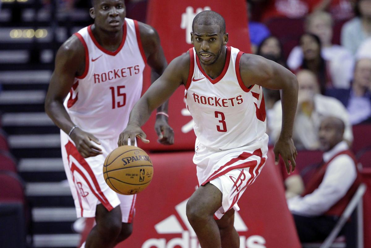 Rockets Preview Basketball