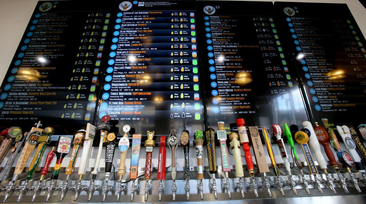 Beer flowing fast at new Growlers to Go store | Beer, Wine