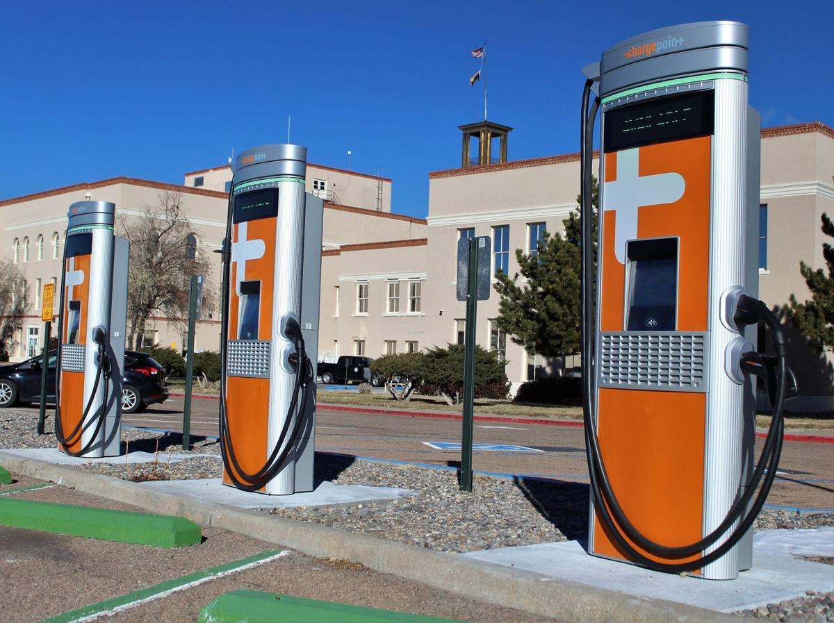 Electric Vehicles New Mexico