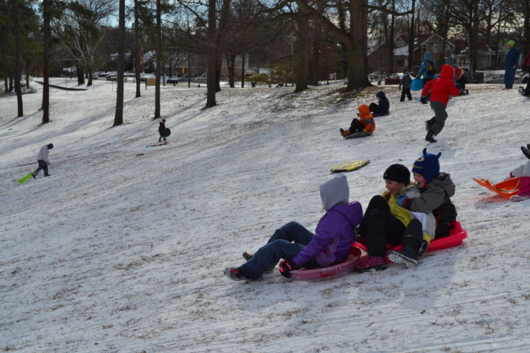 Best Sledding Spots In Richmond Weather Richmondcom - The best sledding hills in north america