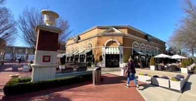 Brio Tuscan Grille restaurant at Stony Point