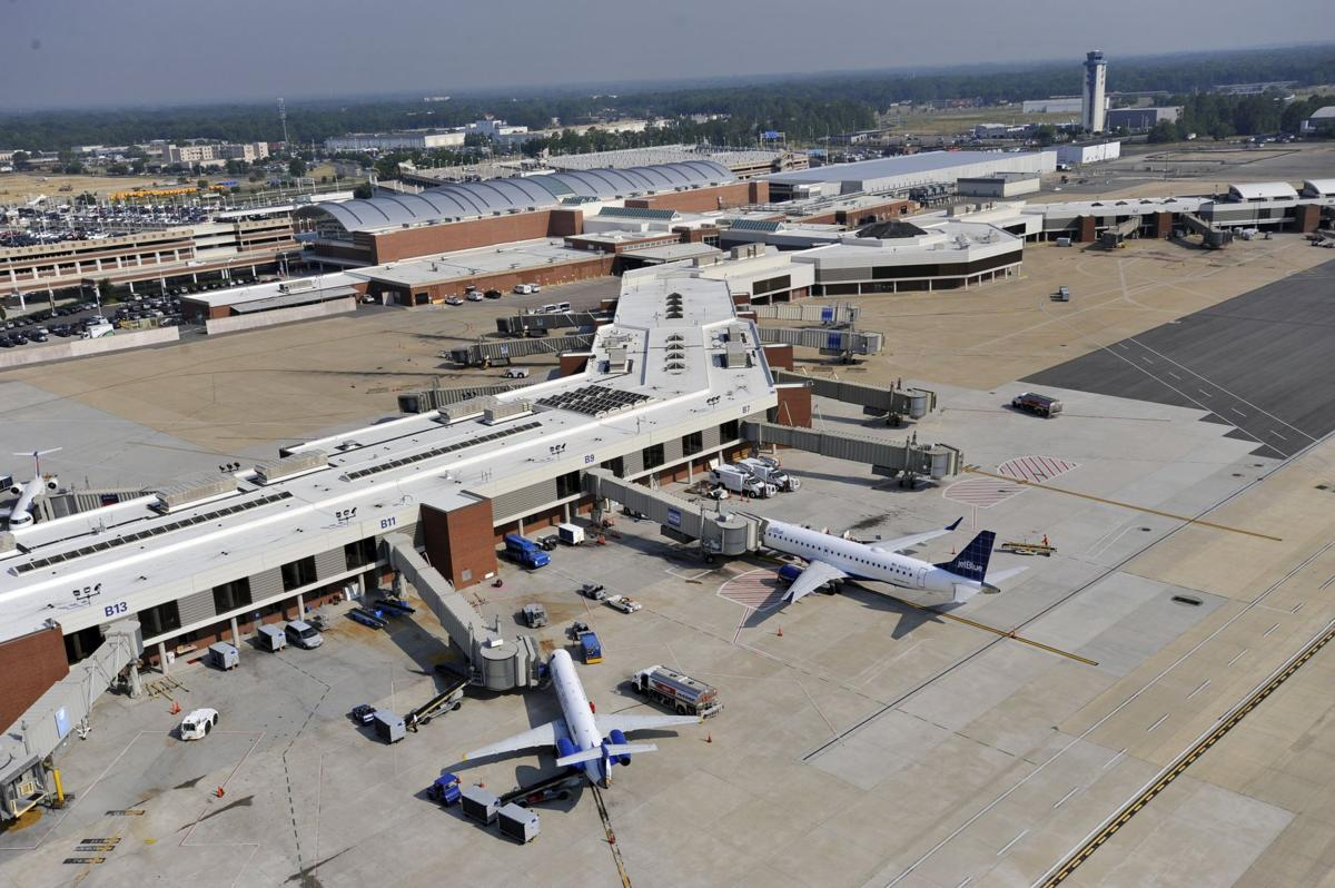 Car Service From Winston Salem To Charlotte Airport