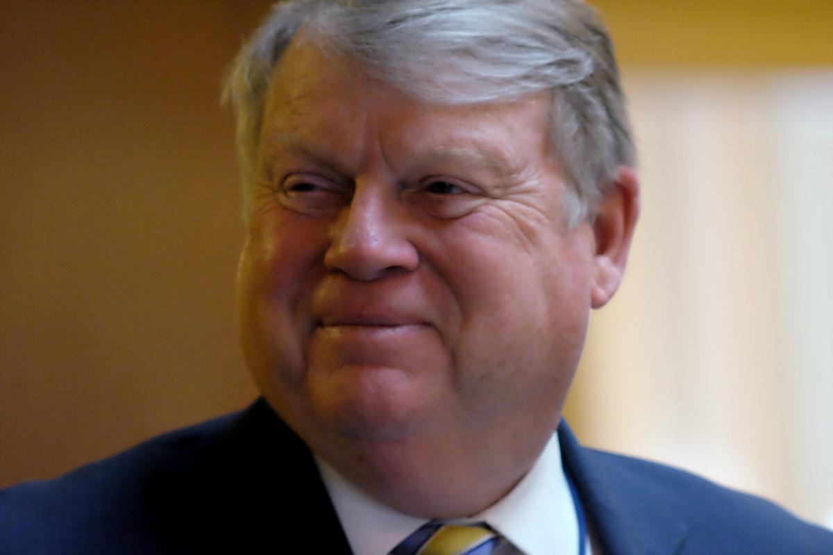 L. Scott Lingamfelter Headshot