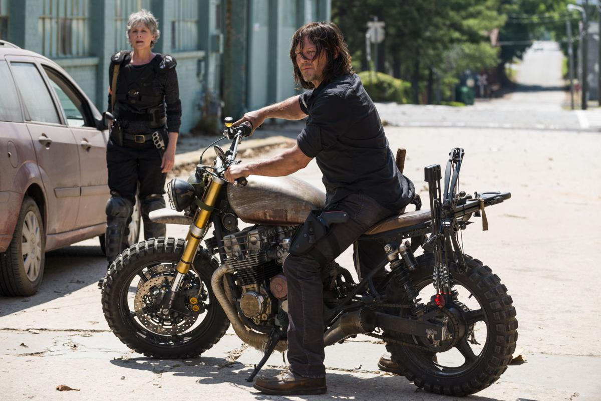 They love Richmond': AMC's 'The Walking Dead' spin-off will