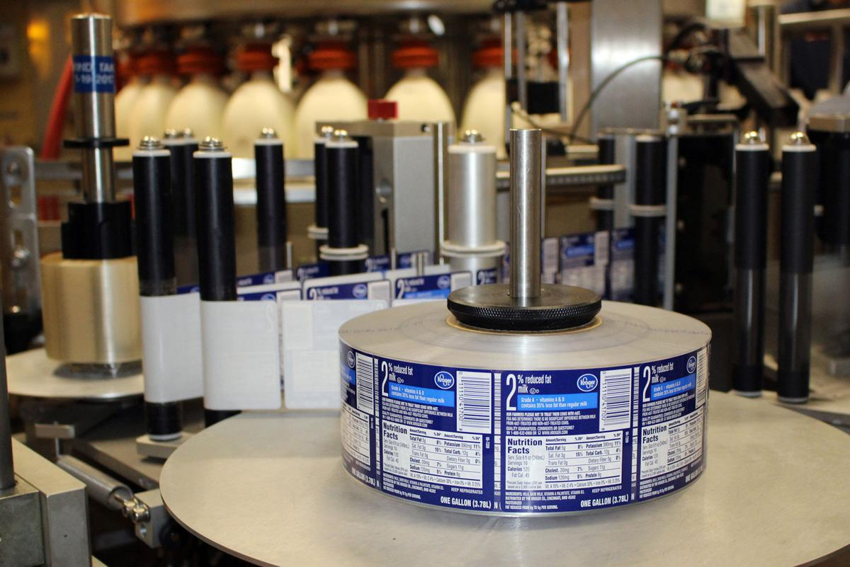 Kroger Lighter Weight Milk Jug Reduces Plastics Waste Business News Richmond Com