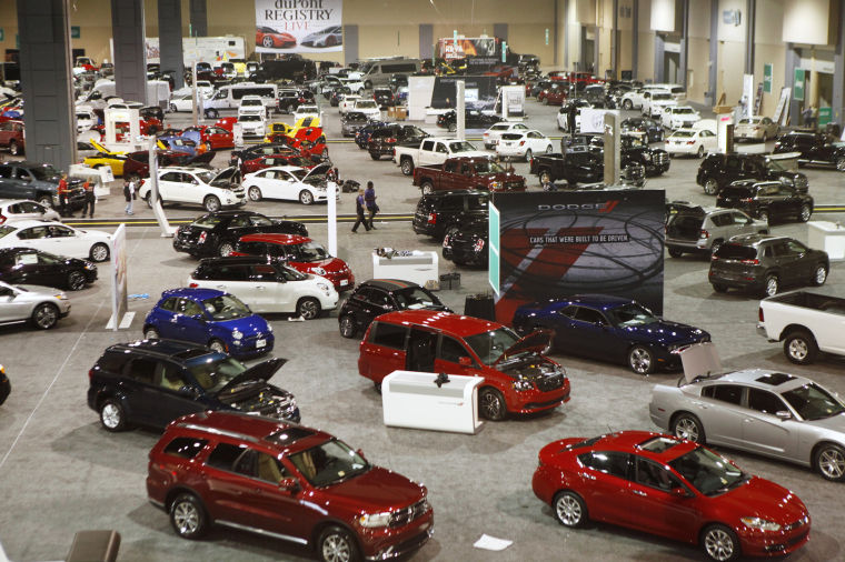 Car Show Richmond Va Convention Center