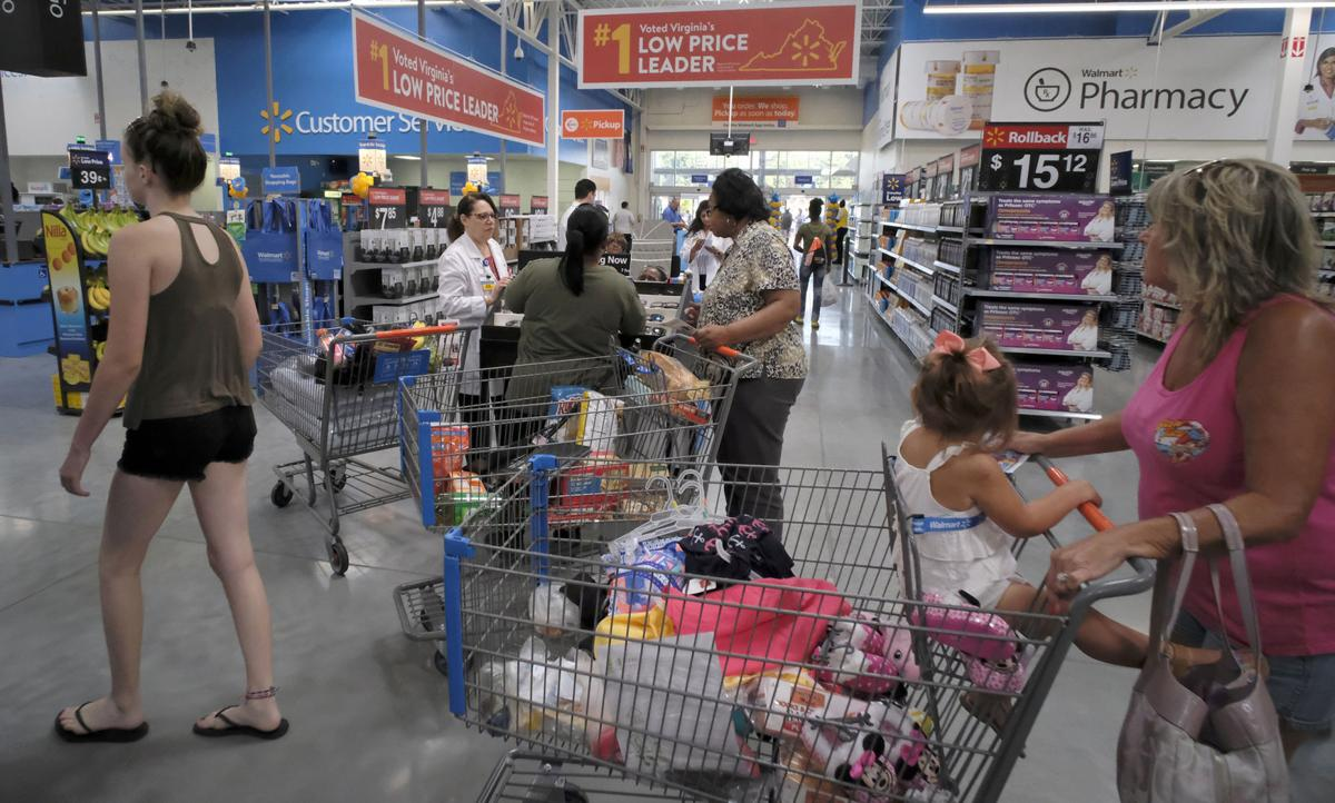 walmart store now opened in eastern henrico local richmond com
