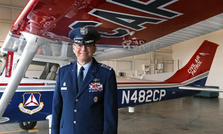 Henrico man selected as national Civil Air Patrol leader