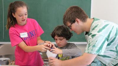 Church creates autism camp to broaden horizons
