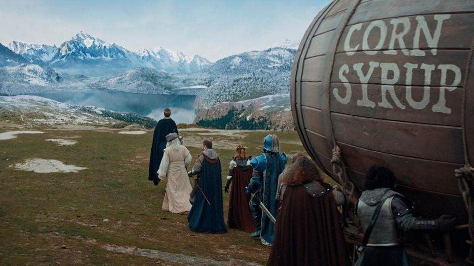 Anheuser-Busch commercial