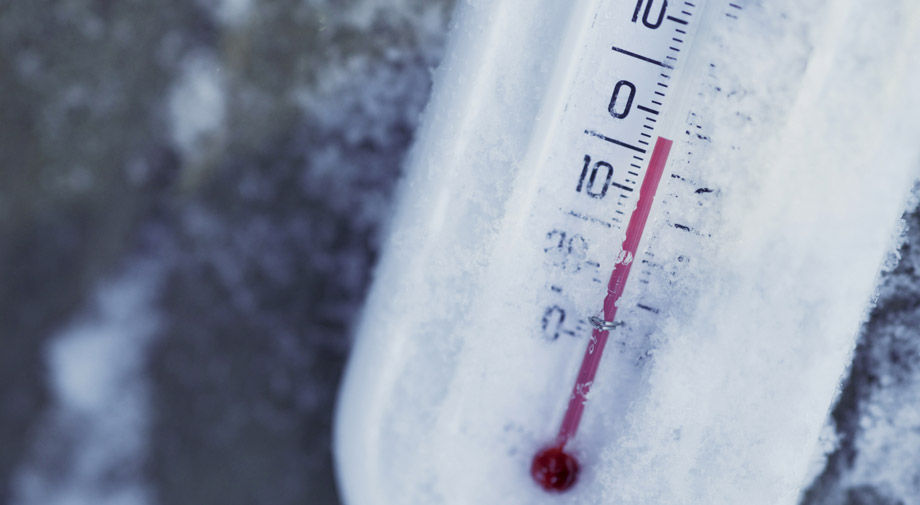 The Temperature Should Drop This Morning To About 17 With Wind Chills Between 5 Degrees And Zero The National Weather Service Said