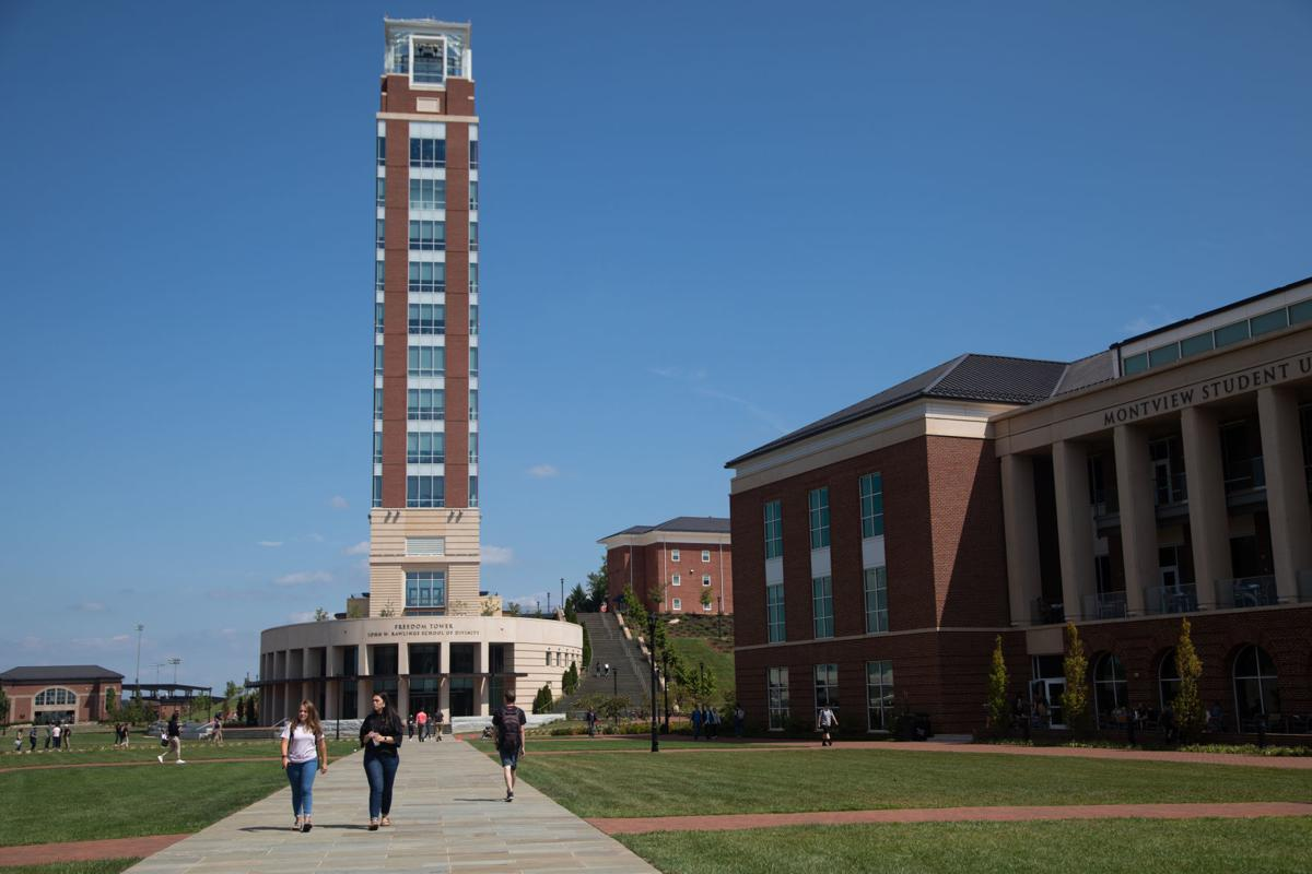 Two Employees Of Liberty University Test Positive For The