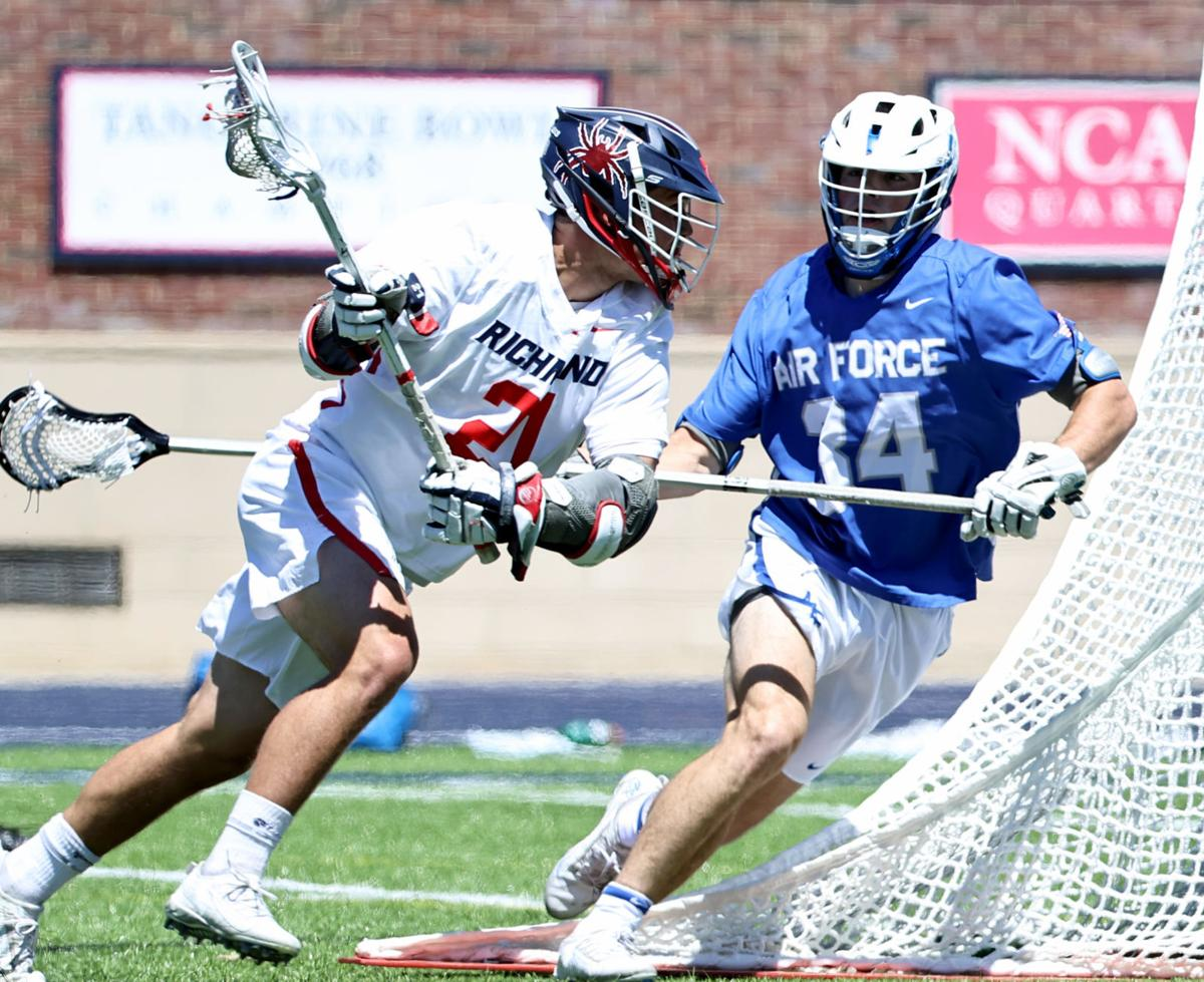 UR-Air Force men's lacrosse game