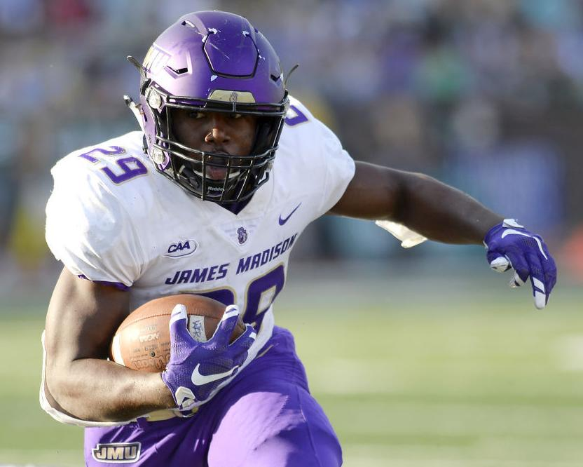Jmu 39 s marcus marshall formerly a georgia tech standout for James madison pets