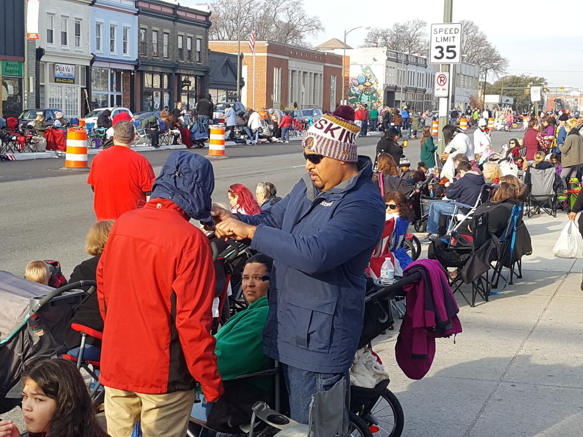 Richmond Christmas parade