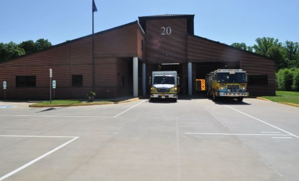 Fire Station #20