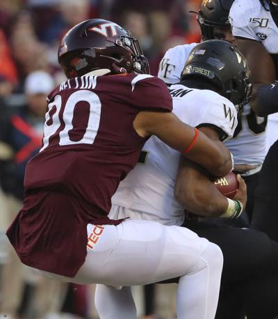 Wake Forest Virginia Tech Football