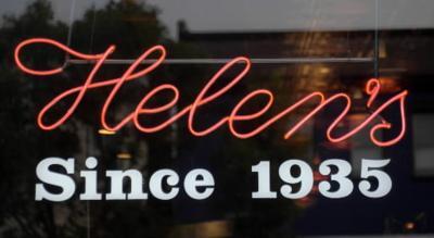 Helen's restaurant