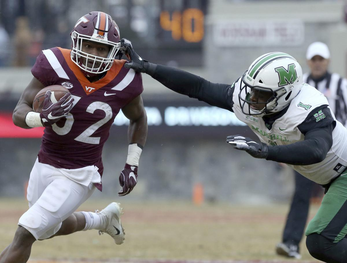 Report Some Virginia Tech Football Players Wanted To Lose