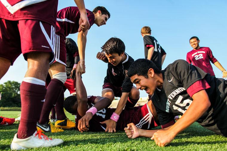 VHSL Boys Soccer Semifinals | 804 Varsity | richmond com