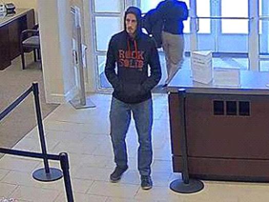 Henrico bank robbery suspect 1