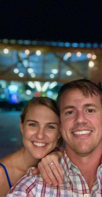 Ashley Hampton & Garett Rikard