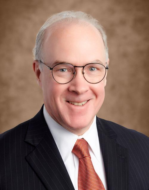 Stephen T. Gannon with the Murphy & McGonigle law firm