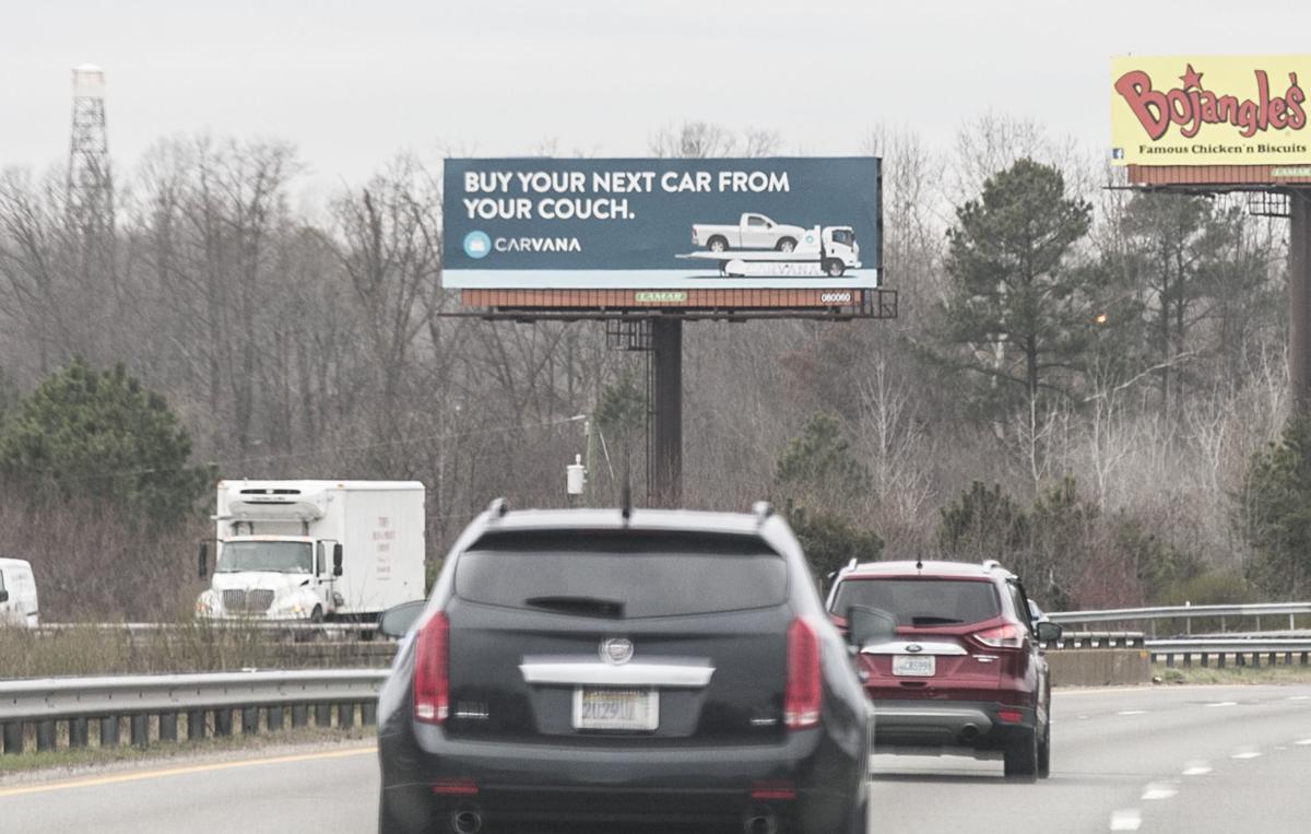 Carvana billboard blitz in Richmond area is the ultimate