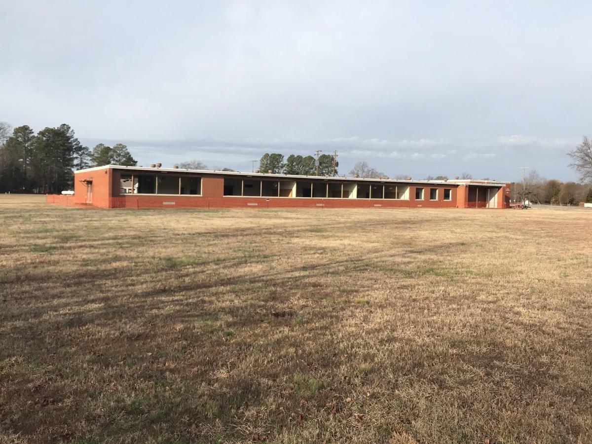 Ettrick Elementary School Annex