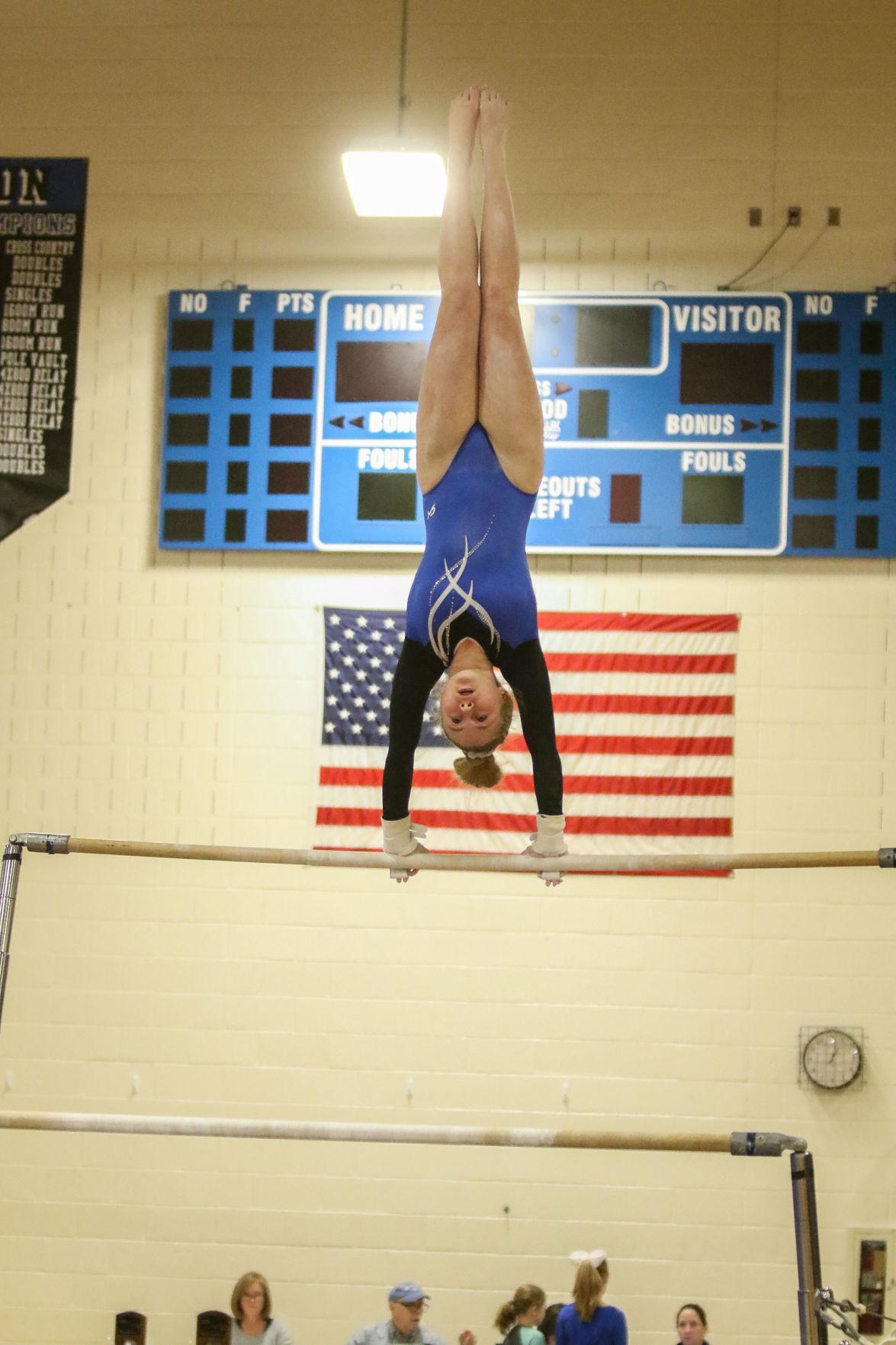 Gymnastics B